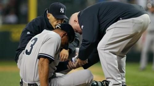 A-Rod Breaks Hand in Yankee Loss