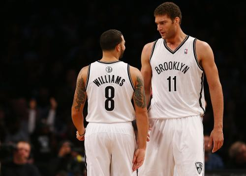 After Devastating Loss, Nets' Brook Lopez Vows 'This Team Will Respond'