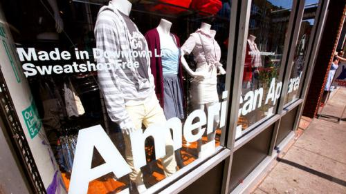 American Apparel Casts 61-Year-Old Model