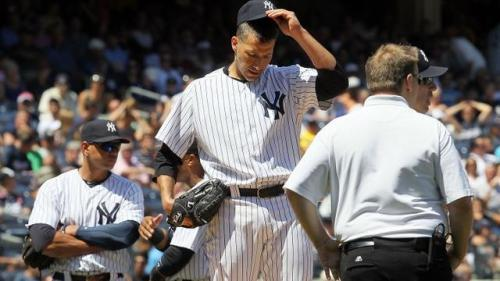 Andy Pettitte Fractures Ankle, Will Miss 6 Weeks