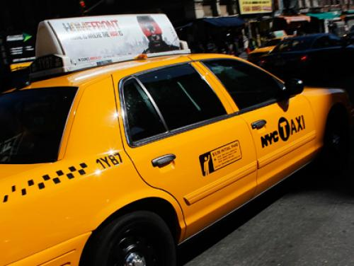 App Lets You Hail A Cab Using Your Smartphone