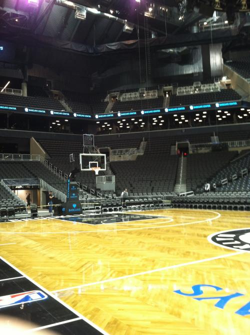 Are You Ready, New Yorkers? An Inside Look At The Brand New Barclays Center