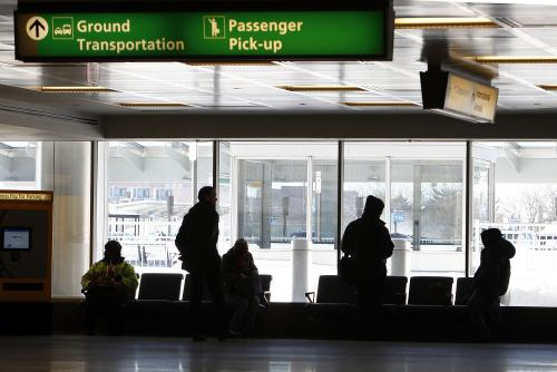 Authorities Review Security At Newark Liberty International Airport After Breach