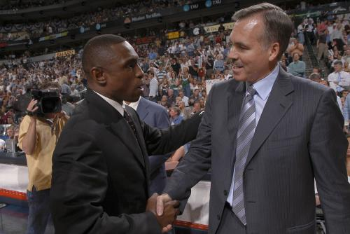 B&C Morning Show: D'Antoni Disappointed, Avery Johnson Talks Playoffs