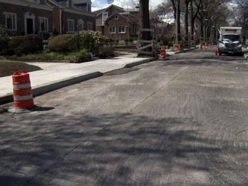 Bronx Residents Say Pelham Parkway Too Narrow After Construction Aimed At Safety