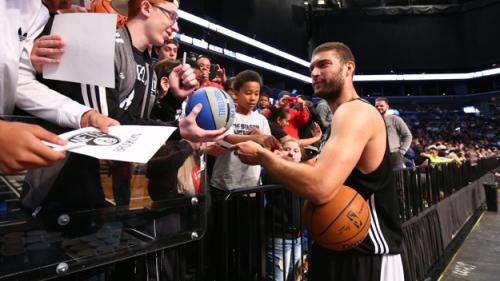 Brook Lopez 'Anxious' For Return In Nets' Home Opener
