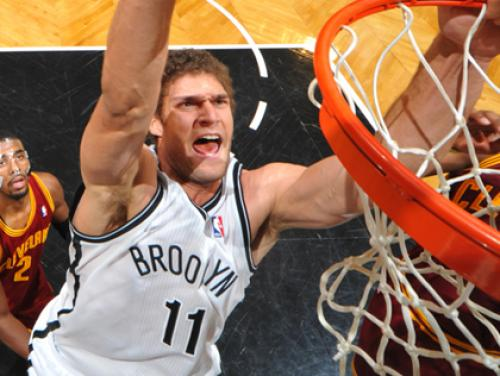 Brook Lopez Named To Eastern Conference All-Star Squad