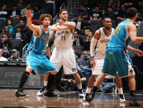 Brook Wins The Battle Of The Brothers; Nets Handle Hornets
