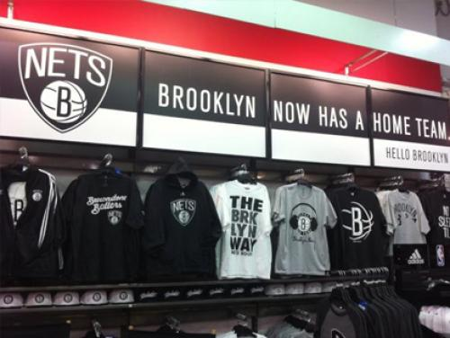 Brooklyn Nets Unveil New Logos, Black And White Look