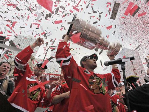 Chicago To Host Blackhawks Victory Parade Friday