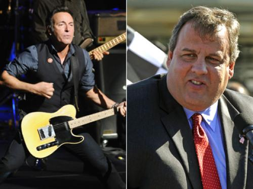 Christie Wants Springsteen To Play At Atlantic City Casino On Labor Day Weekend