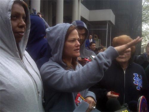 City Council Members Wear Hoodies In Support Trayvon Martin's Family