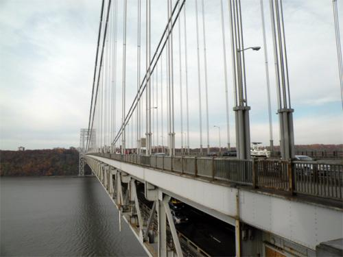 Coast Guard Recovers Body Of Apparent George Washington Bridge Jumper