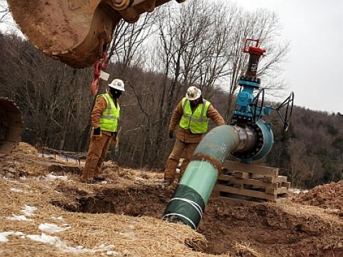 Debate Over Gas Drilling Continues In New York