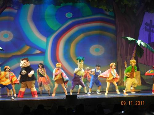Disney Live! Phineas and Ferb