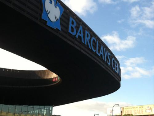 Ebbets Field Flagpole Makes Its Way To Barclays Center
