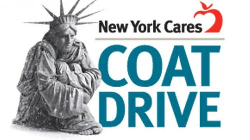 Give to the New York Cares Coat Drive