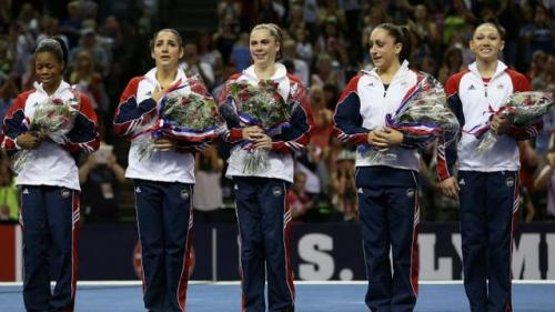 Home Competition Makes U.S. Gymnastics Tough to Beat