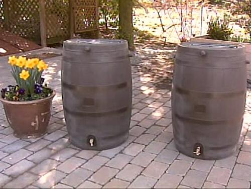 Homeowners On Long Island Start Recycling Rain