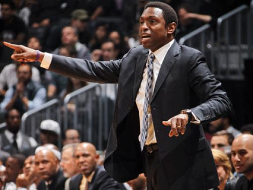 How Safe Is Nets' Head Coach Avery Johnson?