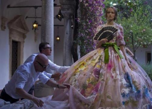 Inside Dolce & Gabbana's First Couture Show