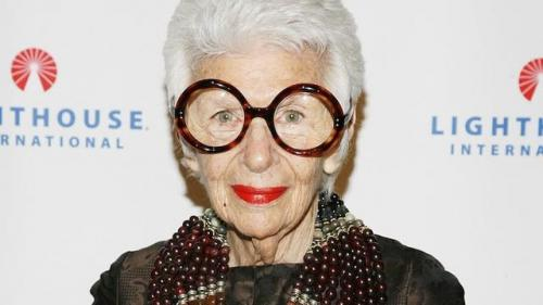 Iris Apfel is Launching a Handbag Collection