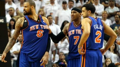 It All Comes Back to Carmelo One More Time