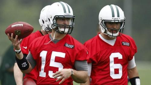 It's Finally Game Time for Mark Sanchez and Tim Tebow