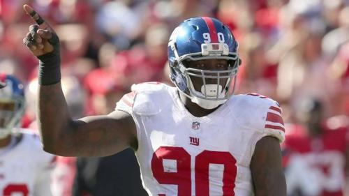 Jason Pierre-Paul Issues Warning to Robert Griffin III
