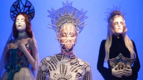 Jean Paul Gaultier Exhibit to Open at Brooklyn Museum