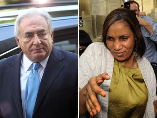 Judge To Decide If Lawsuit Against DSK Will Move Forward