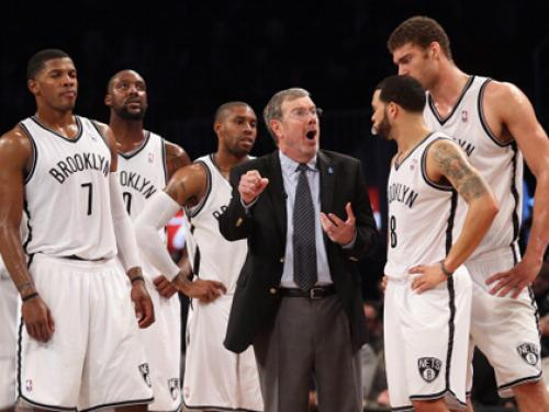 King Confirms P.J. Carlesimo Will Not Return As Nets Coach In 2013-14