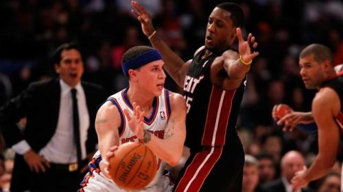 Knicks Fight to Stay in Again