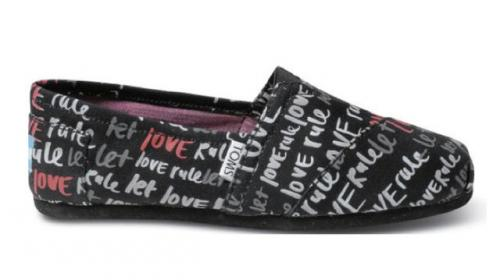 Lenny Kravitz Designs Groovy Slip-Ons for Tom's