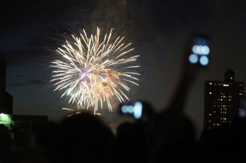 Local Leaders Want Macy's Fireworks Display To Return To East River