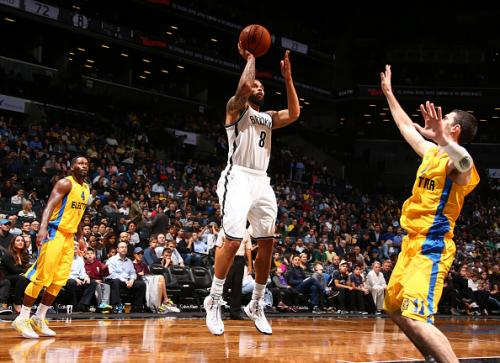 Lopez, Williams Strong In Nets' 111-94 Win Over Maccabi Tel Aviv