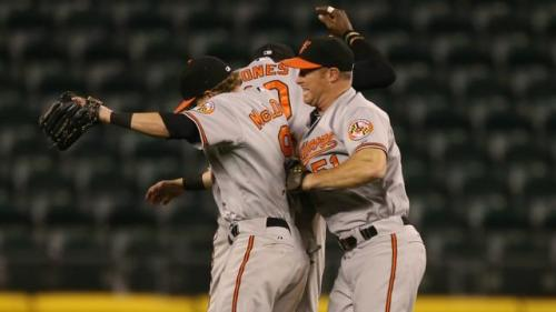 Losing Games Just Isn't What the Orioles Do