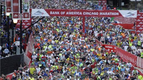 Marathon Finishes With Record Numbers