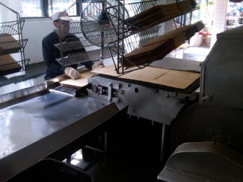 Matzo Makers Hard At Work On LES Ahead Of Passover