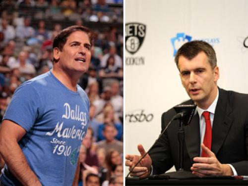 Mavs Owner Mark Cuban Rips Nets For Salary-Cap Approach