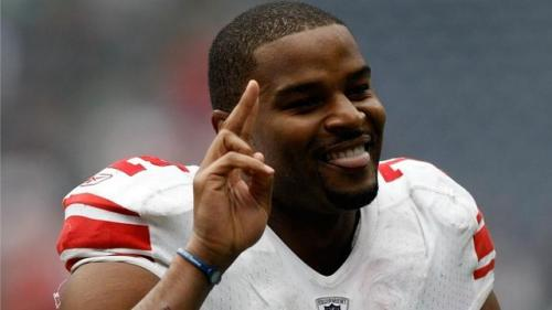 Meet the Kinder, Gentler Osi Umenyiora