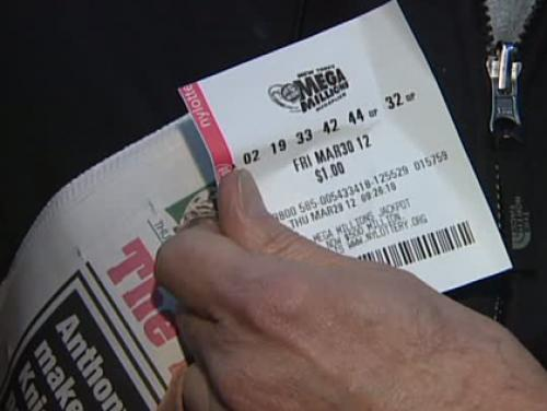 Mega Millions Jackpot Jumps to $540 Million