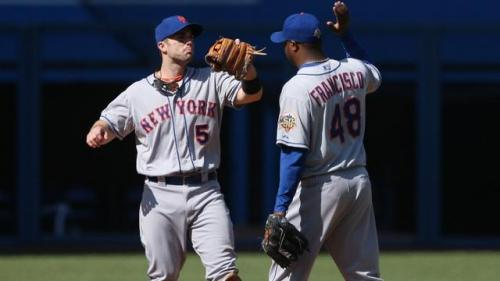 Mets Avoid Sweep, Put Winning Stamp on Season's First Quarter