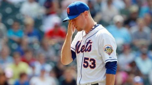 Mets Bullpen Again Offers No Relief