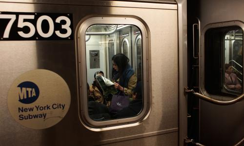 MTA Chairman Dismisses NY-NJ Subway Over Cost Concerns