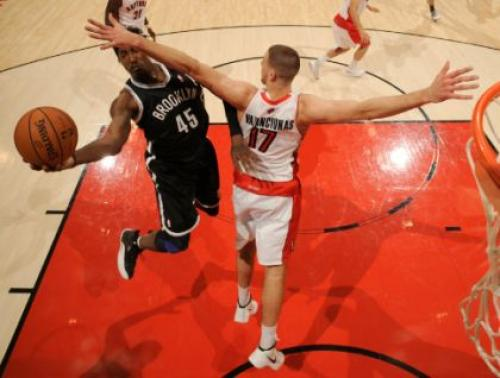Nets Bounce Back, Snap 5-Game Losing Streak With Win Over Raptors