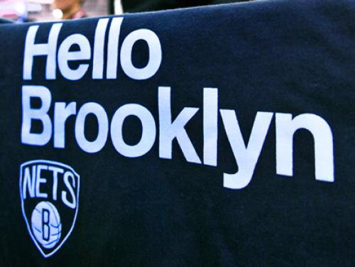 Nets Get Personal For Next Phase Of 'Hello Brooklyn' Campaign