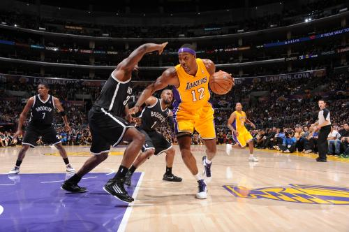 Nets Hang Tough With Lakers, But Ultimately Fall Short In D'Antoni's Debut
