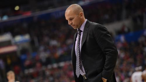 Nets Head Coach Jason Kidd Denies Spilling Drink To Gain Advantage