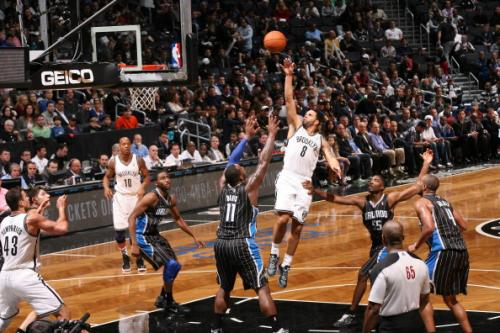 Nets Hold On To Complete Home-And-Home Sweep Of Magic